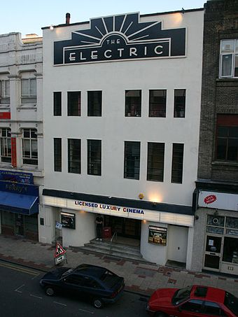 The Electric, the oldest working cinema in the UK ElectricCinema.jpg
