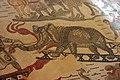 Elephant - Big Game Hunt mosaic - Villa Romana del Casale - Italy 2015.JPG