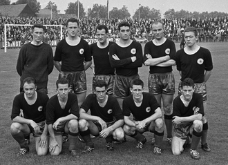 S.B.V. Excelsior - Excelsior in the 1963/64 Season