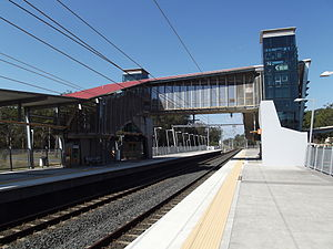 Elimbah Railway Station, Queensland, Sep 2012.JPG