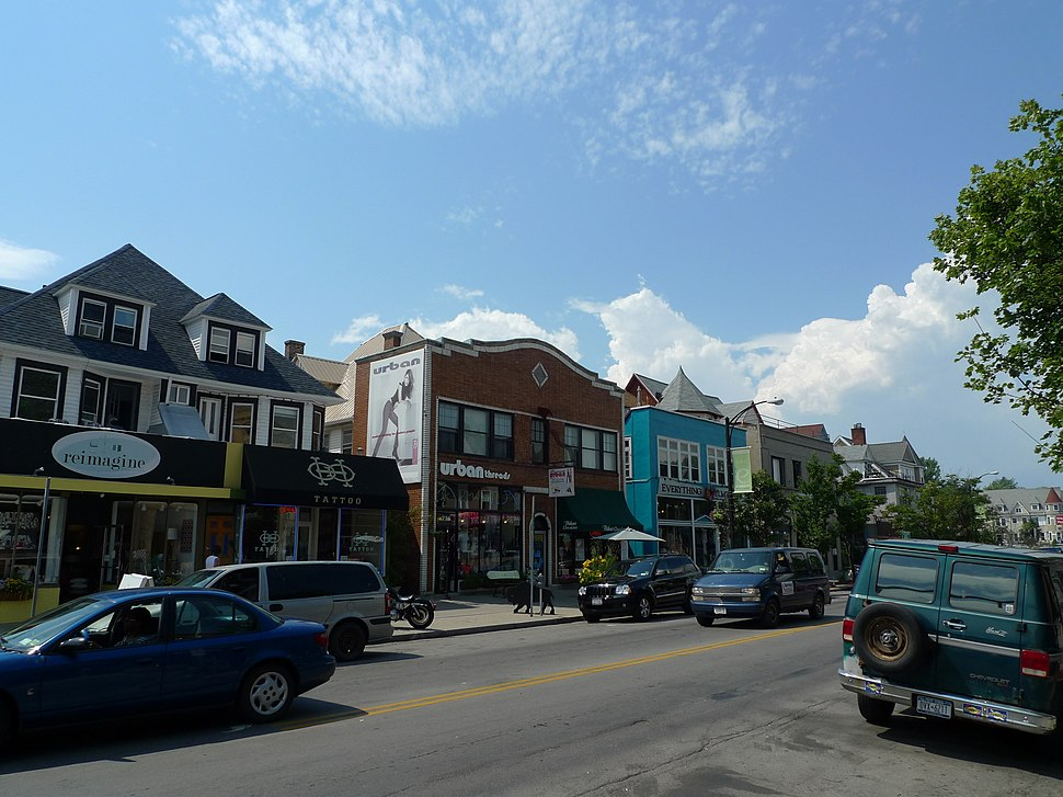 Elmwood Village