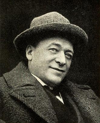 Émile Cohl - Young Émile Cohl