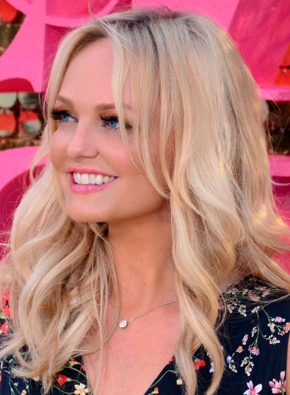 Emma Bunton at Heart Live Christmas 2016