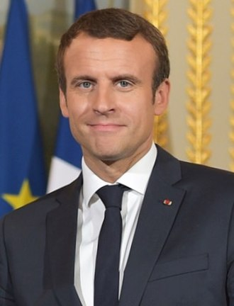 President of the French Republic - Image: Emmanuel Macron in July 2017