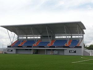 McKinley Hill Stadium - Image: Emperadorstadium