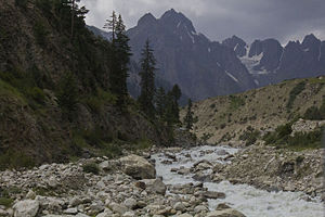 Naltar Valley - Naltar is a valley near Gilgit, Hunza and Nomal, Gilgit Baltistan in the Gilgit–Baltistan province of Pakistan. Naltar is 40 km (25 mi) from Gilgit and can be reached by jeeps.