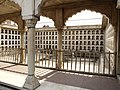 Enclosure for lighting of oil lamps - Shalimar Gardens (Lahore).jpg