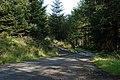 End of the road near Pant-yr-esgair - geograph.org.uk - 968527.jpg
