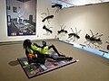 Enfants Terribles - Kinder der Louise B. Matvey Slavin Nana Bastrup Ausstellung im Kunstverein Barsinghausen Raum für Kunst 01.jpg