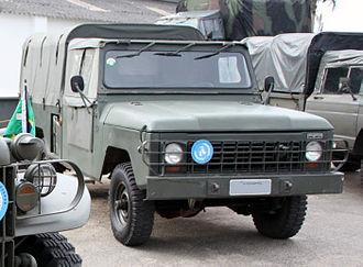 Engesa - Image: Engesa EE34 pickup