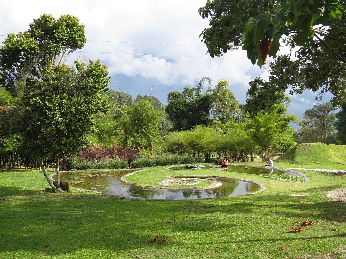 Botanical Garden Of Mérida