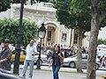 Entrance Municipal Theater of Tunis.jpg