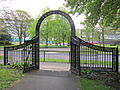 Entrance to St Chad's Gardens, Kirkby.jpg