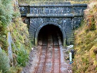 Summit Tunnel fire