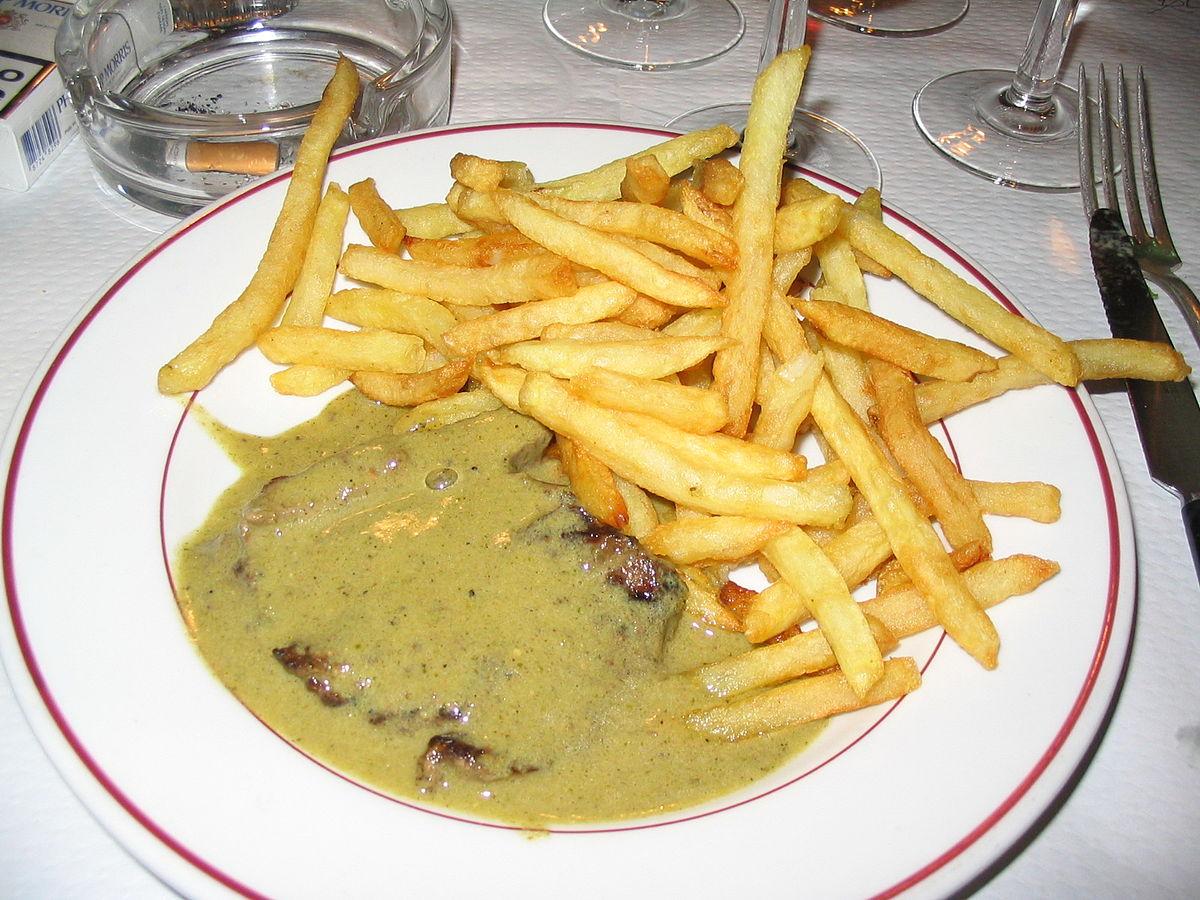 Entrecote Sauce Caf Ef Bf Bd De Paris