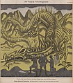 Erich Schilling – Der hungrige Tschunkingdrache (The hungry Chongqing dragon) 1943 Satirical cartoon No known copyright (low-res).jpg