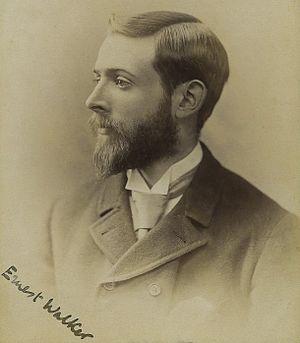 Ernest Walker (composer) - Ernest Walker, composer
