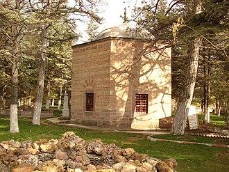 Ertuğrul - Tomb of Ertuğrul Gazi