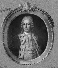 Esbjörn Kristian Reuterholm, 1710-1773