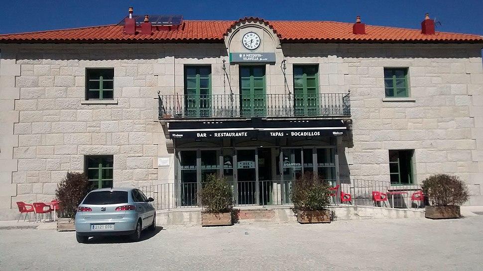 Estación de A Mezquita-Vilavella