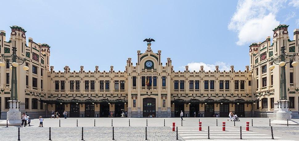 Estación del Norte, Valencia, España, 2014-06-30, DD 122
