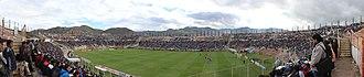 Estadio Garcilaso - Image: Estadio Garcilaso de la Vega (17454174771)