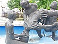 Estatua de Diego Salcedo en la plaza de recreo de Añasco, Puerto Rico.jpg