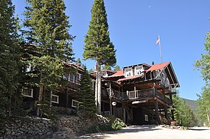 The Baldpate Inn - Estes Park, Co., Baldpate Inn