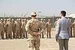 Estonian soldiers bid farewell to coalition counterparts in Helmand province 140509-M-KC435-002.jpg