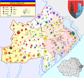 Ethnic map of Cetatea Alba County 1930.png