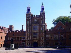 Известные школы в англии реферат 9342