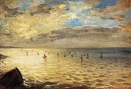 Eugène Delacroix - The Sea from the Heights of Dieppe - WGA06218.jpg