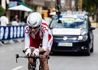 Eugenia Bujak cyclist