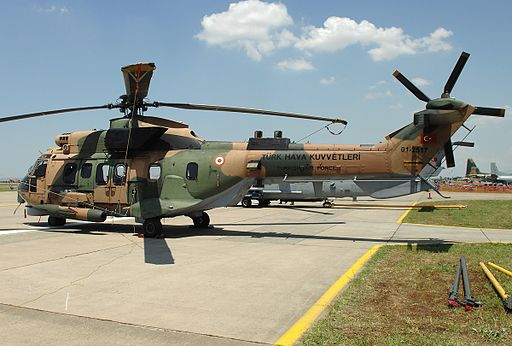 Eurocopter AS 532UL Cougar, Turkey - Air Force JP7136118