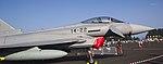 Eurofighter Typhoon - Jornada de puertas abiertas del aeródromo militar de Lavacolla - 2018 - 01.jpg