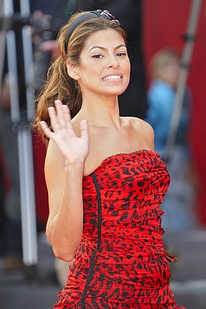 Eva Mendes - Mendes at the 66th Venice International Film Festival