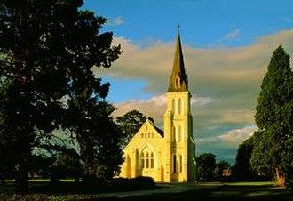 Evandale, Tasmania - St. Andrews Church, Evandale