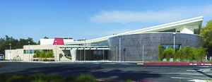 Evergreen, San Jose - The Evergreen branch of the San José Public Library.