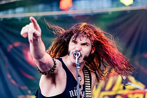 Summer Breeze Open Air - Evil Invaders live at Summer Breeze 2016