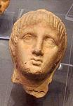 Ex-voto della collezione ricci busatti, testa, III-II sec. ac. 02.jpg