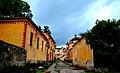 Ex Hacienda Molino de Flores, Corredores.JPG