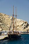 Excursion boat - Athinios port - Santorini - Greece - 02.jpg