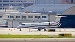 Executive Aviation Taiwan Embraer EMB-135BJ Legacy 600 B-99999 at Taipei Songshan Airport 20161217.jpg