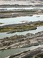 Exposed Bedrocks of Dahan River 大漢溪河床 - panoramio.jpg