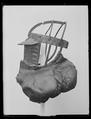 Fäktmask för sabelfäktning. 1800-tal ?. (Jfr fäktmask 22427) - Livrustkammaren - 62207.tif