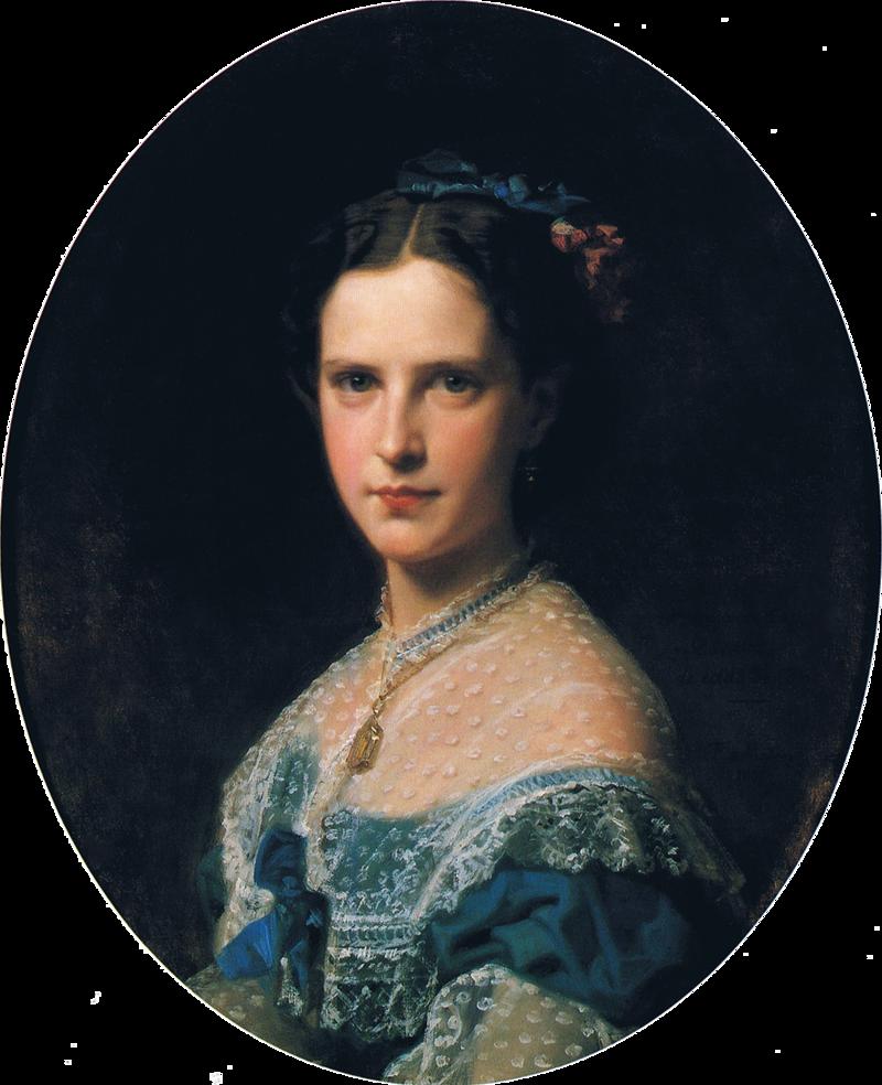 F. de Madrazo - 1866, María Luisa de Carvajal y Dávalos, IV Duquesa de San Carlos (Colección particular, Madrid, 63 x 49 cm).png