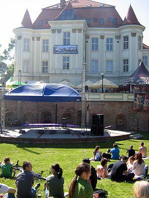 Beer festival - Festival of Good Beer in Wrocław (2011)