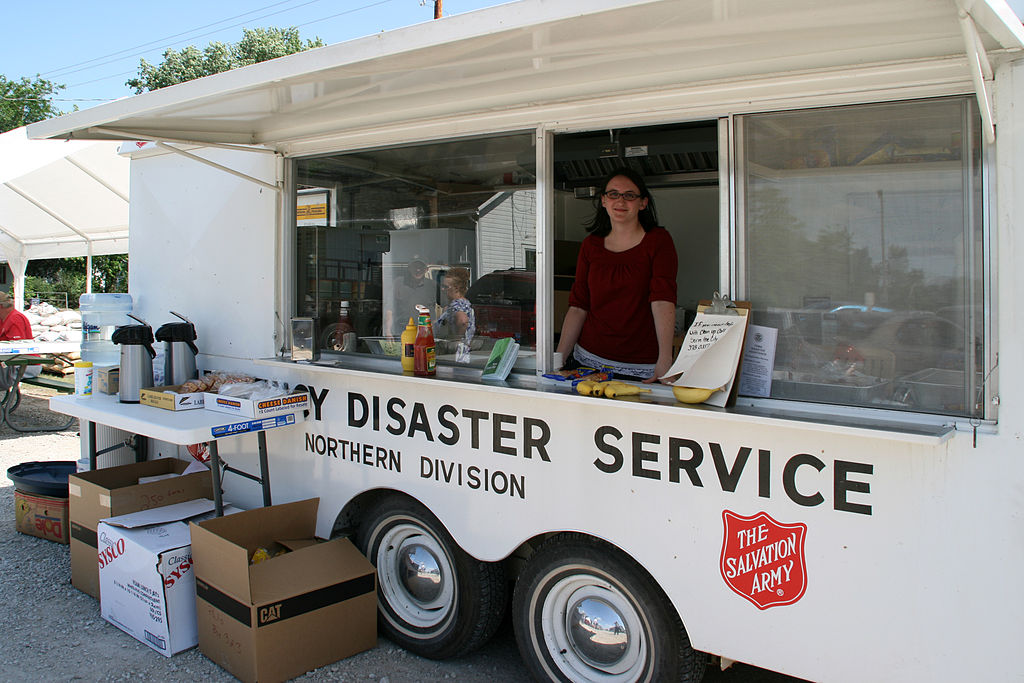 Salvation Army Food Bank Kingston