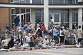 FEMA - 38311 - Texas residents waiting for transportation outside.jpg
