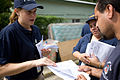 FEMA - 39114 - FEMA Community Relations representative speaks with a resident in Puerto Rico.jpg